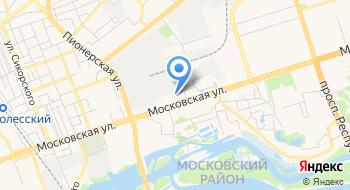 Столовая Брестский Электроламповый завод на карте