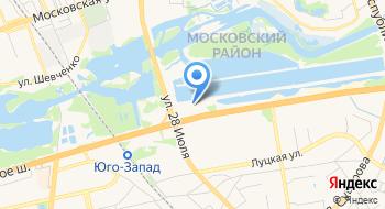 Государственное специализированное учебно-спортивное учреждение Брестский областной центр олимпийского резерва по гребле на карте