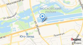 Брестский областной центр олимпийского резерва по гребле на карте