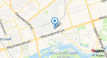 Визовый центр Литвы на карте