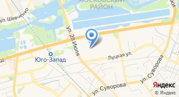 Приемный Пункт Химчистки и Стирки Белья Снежинка на карте