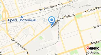 Энерготелеком филиал РУП Брестэнерго на карте