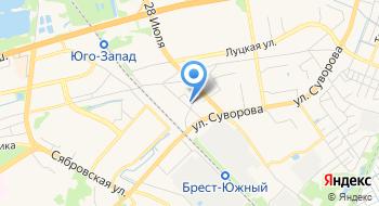 Автосервис Гарант Ттт-гарантсто на карте
