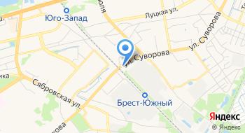 Представительство Насос -Импорт в Беларуси на карте