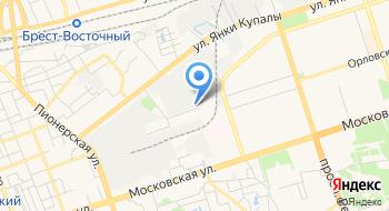 Белтехосмотр РУП филиал по Брестской области на карте