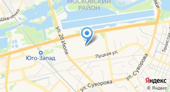Швейная мастерская Пуговка на карте