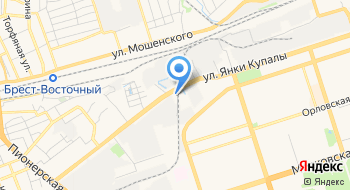 Автосеть на карте