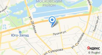 Ателье. Ремонт Одежды, Кожи и Меха ИП Радчук Л.М. на карте