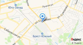 Унсу на карте