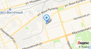 Фирменный магазин Мясной Мир на карте