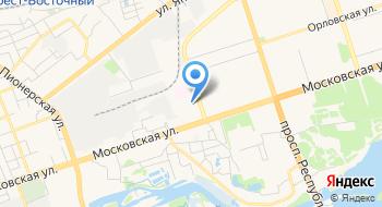 Прокуратура Брестского района на карте