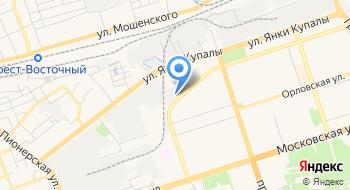 Каракулов Т.В. ИП на карте