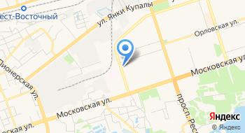 Диспансер Эндокринологический Брестский Областной УЗ на карте
