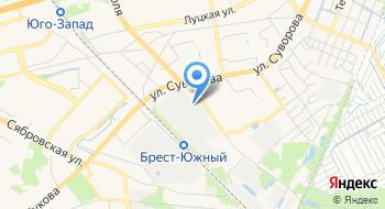 Транспортная компания Кит на карте