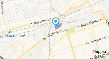Textilik Ткани Мебельные / Автомобильные на карте