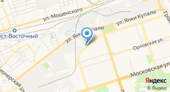Компания Автосигнализации на карте