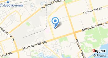 Апельсин рекламное агентство ИП Черванёв П.И. на карте