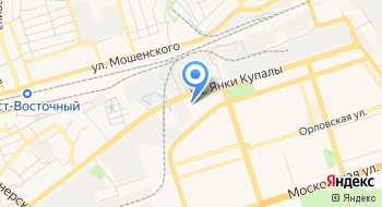 Подоровский Е.В. ИП на карте