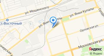 Территориальный отдел Бепри Брестский на карте