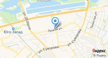 Авторское Ателье-швейная мастерская Ремонт Одежды ИП Олесиюк Т. С. на карте