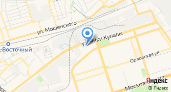 Интернет-магазин Modax.by на карте