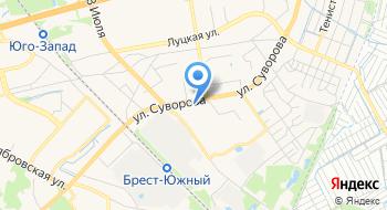Отделение Почтовой Связи 22 РУП Белпочта на карте