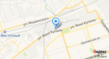 Брестская Спмк-8 на карте