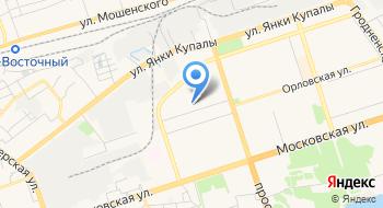 Общежитие Продтовары на карте