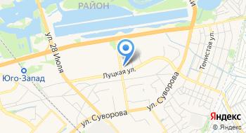 Ковалёво Рынок Лагуна на карте