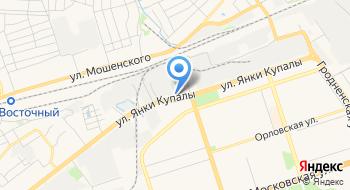 Сервис-24 ОДО на карте