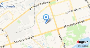 Дельфин Плавательный Бассейн ГУО Средняя школа №10 на карте