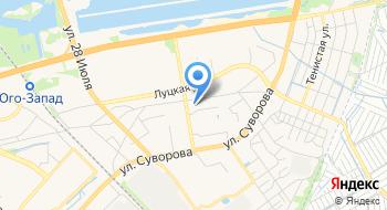 Казусик Н. В. ИП на карте