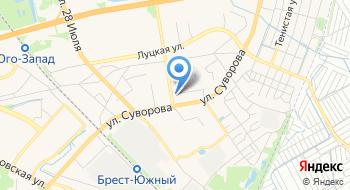 Магазин Одис на карте
