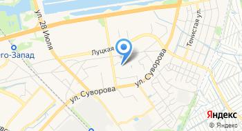 Детский Сад-начальная школа № 3 УПК ГУО на карте