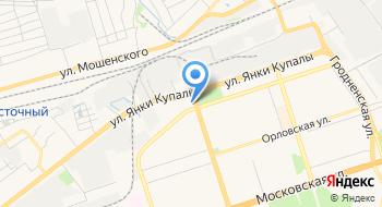 Элторг на карте