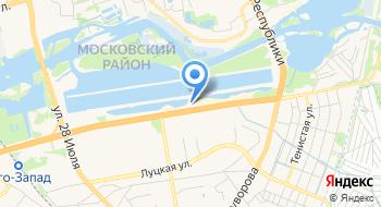 Брестская Спасательная Станция Гребной Канал Совета Освод на карте