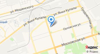 Брестский театр Кукол ГУ на карте