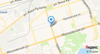 Брестское РУП Фармация аптека № 139 второй категории на карте