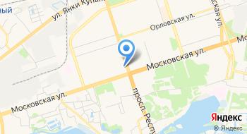Ален Вест Офис на карте