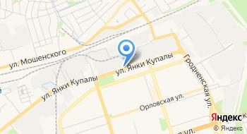 Столовая Савушкин Продукт на карте