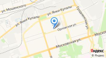 Компания Каант на карте