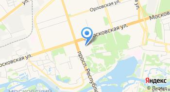 Брестдорпроект УКП на карте