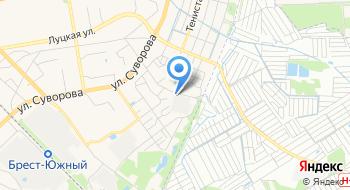 Беллесавиа Государственное предприятие Брестское Авиаотделение на карте
