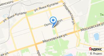 Брестская Физкультурно-оздоровительная Служба КУП на карте