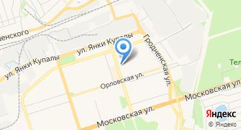 Иголочка магазин Швейной Фурнитуры ЧТУП Аятэкс на карте