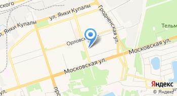 Реставрация Подушек ИП Байда С. В. на карте
