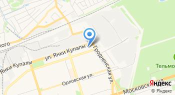 Виктория Спортивный комплекс ГУСУ Бр. Обл. центр Олимпийского Рез-ва по Игровым Видам Спорта на карте
