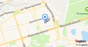 Кунашко К.В. ИП на карте
