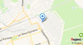 Госстройэкспертиза по Брестской области Дочернее Республиканское Унитарное предприятие на карте