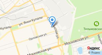 Бвтм-маркет Унитарное предприятие на карте